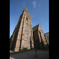 Glasgow, St. Mary's Episcopal Cathedral, Turm