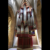 Edinburgh, St. Giles' Cathedral, Orgel