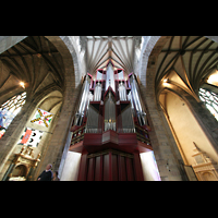 Edinburgh, St. Giles' Cathedral, Orgel im Querhaus