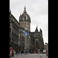 Edinburgh, St. Giles' Cathedral, Vierungsturm