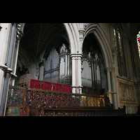 London, St. Mary Abbots, Orgel