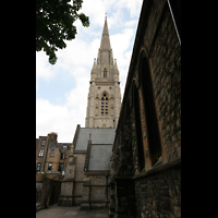 London, St. Mary Abbots, Turm