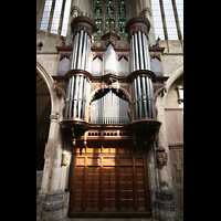 London, St. Saviour Cathedral, Orgel