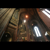Liverpool, Anglican Cathedral, Orgel