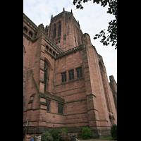 Liverpool, Anglican Cathedral, Querhaus