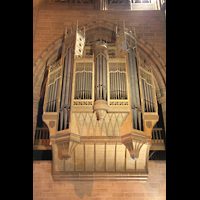 Liverpool, Anglican Cathedral, Große Orgel