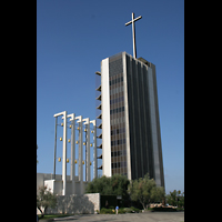 Garden Grove, Christ Cathedral (''Crystal Cathedral''), Glockenturm