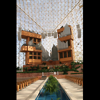 Garden Grove, Christ Cathedral (''Crystal Cathedral''), Hauptorgel