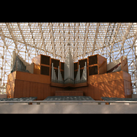 Garden Grove, Christ Cathedral (''Crystal Cathedral''), Gallery Orgel