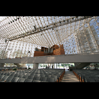 Garden Grove, Christ Cathedral (''Crystal Cathedral''), Innenraum mit Gallery Organ
