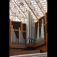 Garden Grove, Christ Cathedral (''Crystal Cathedral''), Detail der Gallery Organ