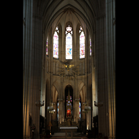 Paris, Sainte-Clotilde, Chor