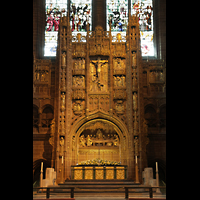 Liverpool, Anglican Cathedral, Altar