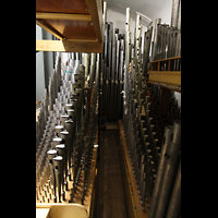 West Point, Military Academy Cadet Chapel, Swell Organ